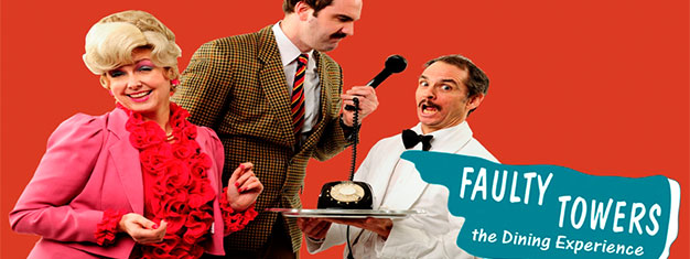 Faulty Towers teater London