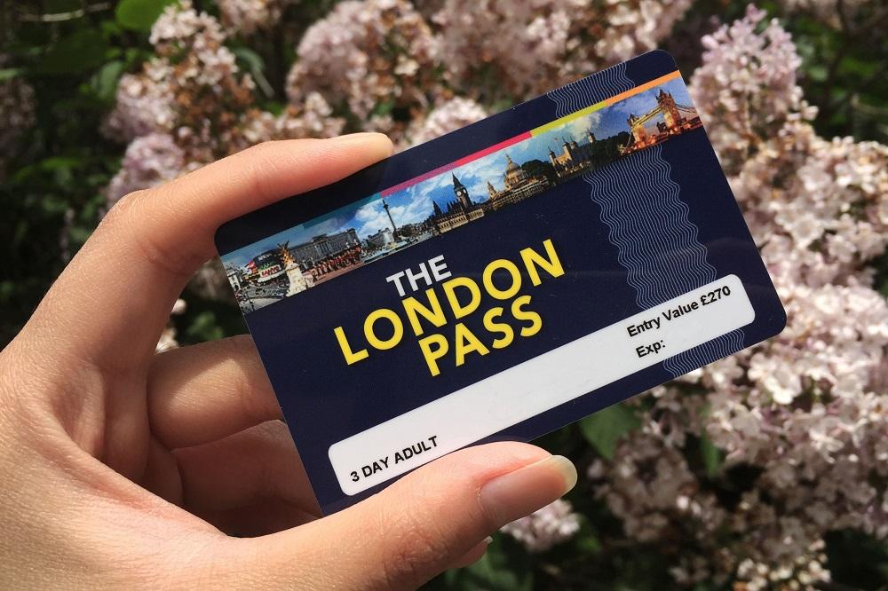 London Pass 3 days