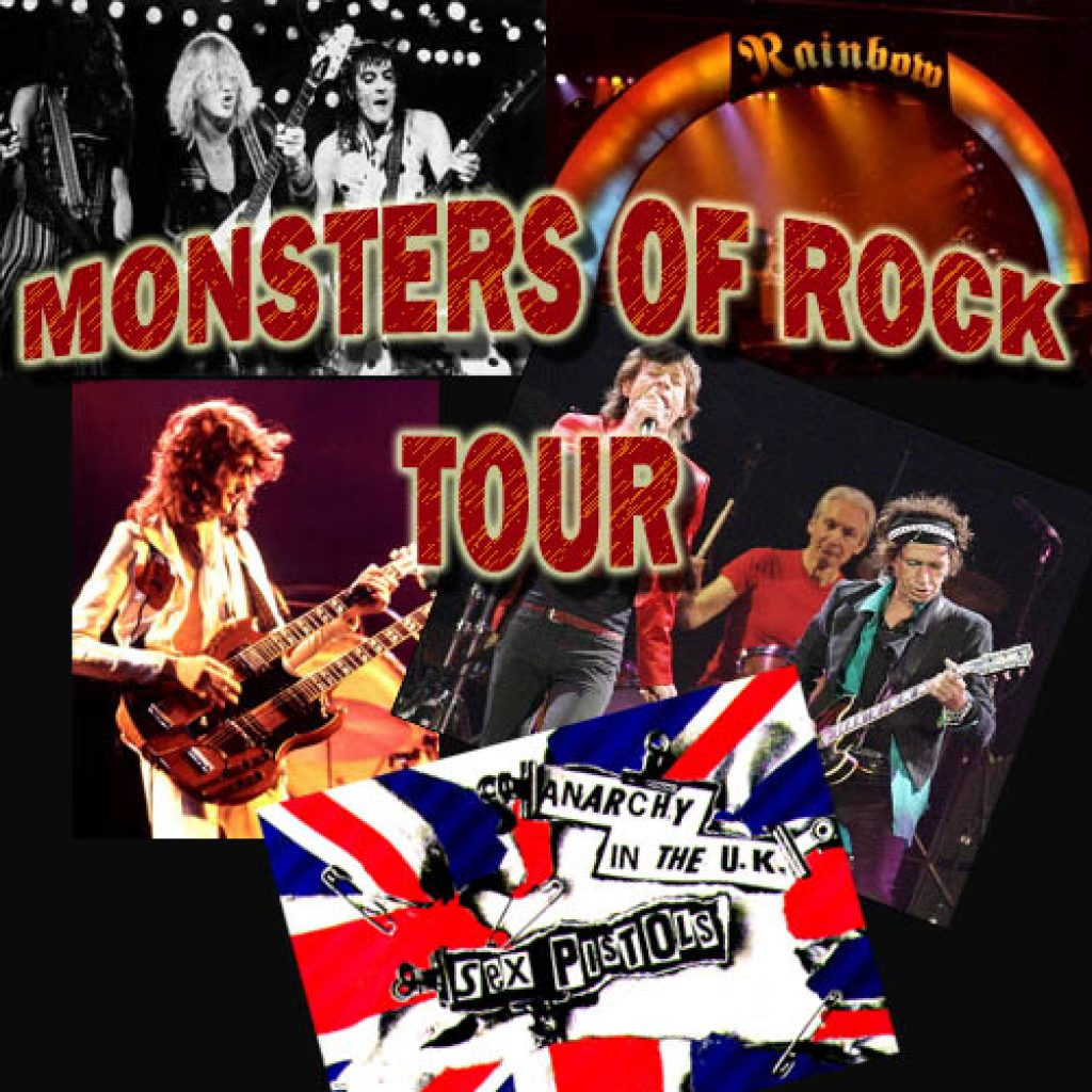 Monsters Of Rock Tour