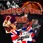 monsters of rock London