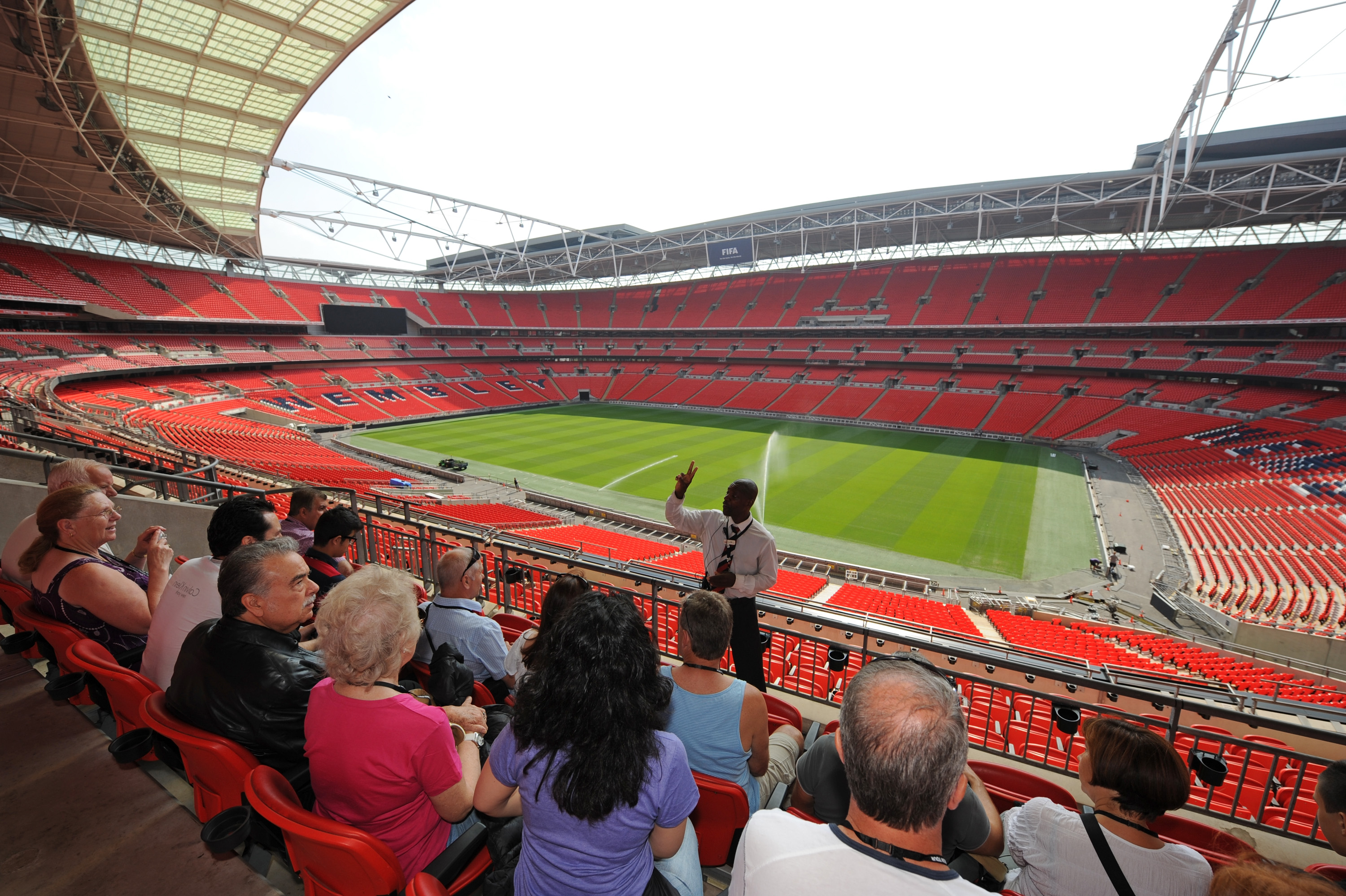 Wembley Stadium Tours London