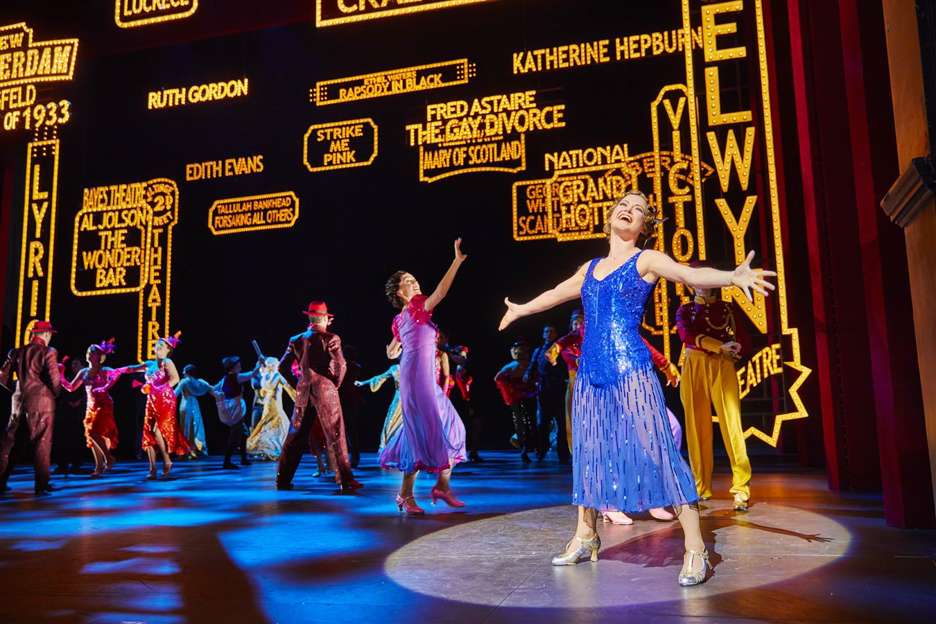 42nd Street på Theatre Royal Drury Lane
