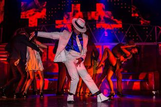 Thriller Live musical