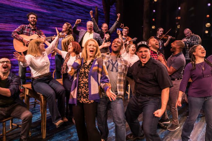 Come from Away musical london