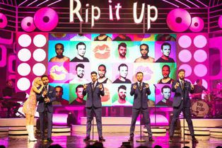 Rip it up musical