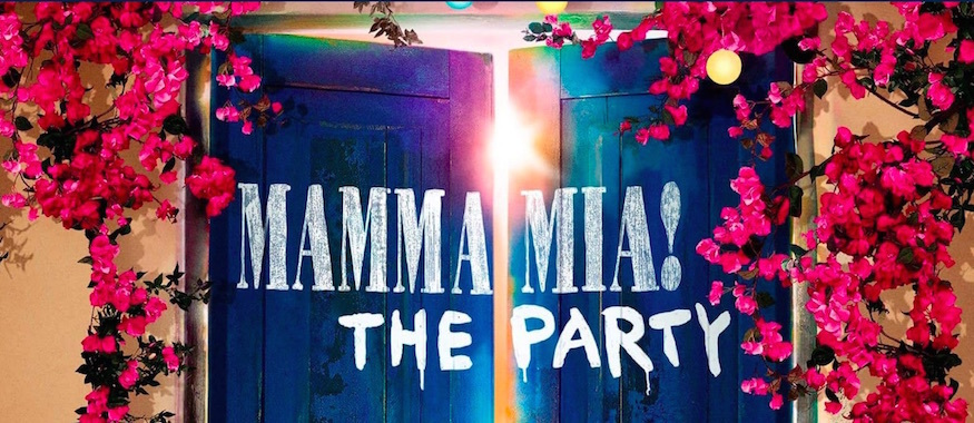 Mamma Mia The Party musical london