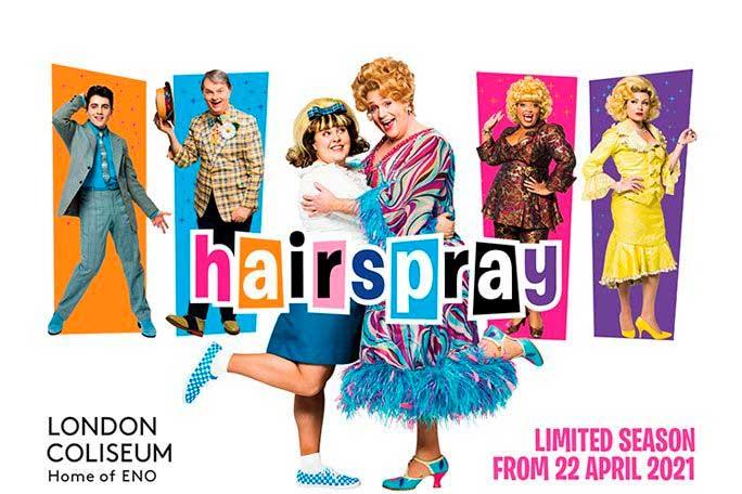 Hairspray musical London