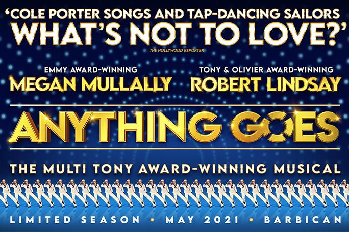 Anything Goes musical London