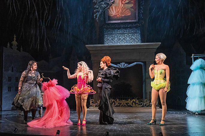 Cinderella musical london